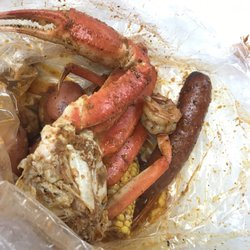 Photo Of Bluff City Crab Memphis Tn United States Sooooo Good