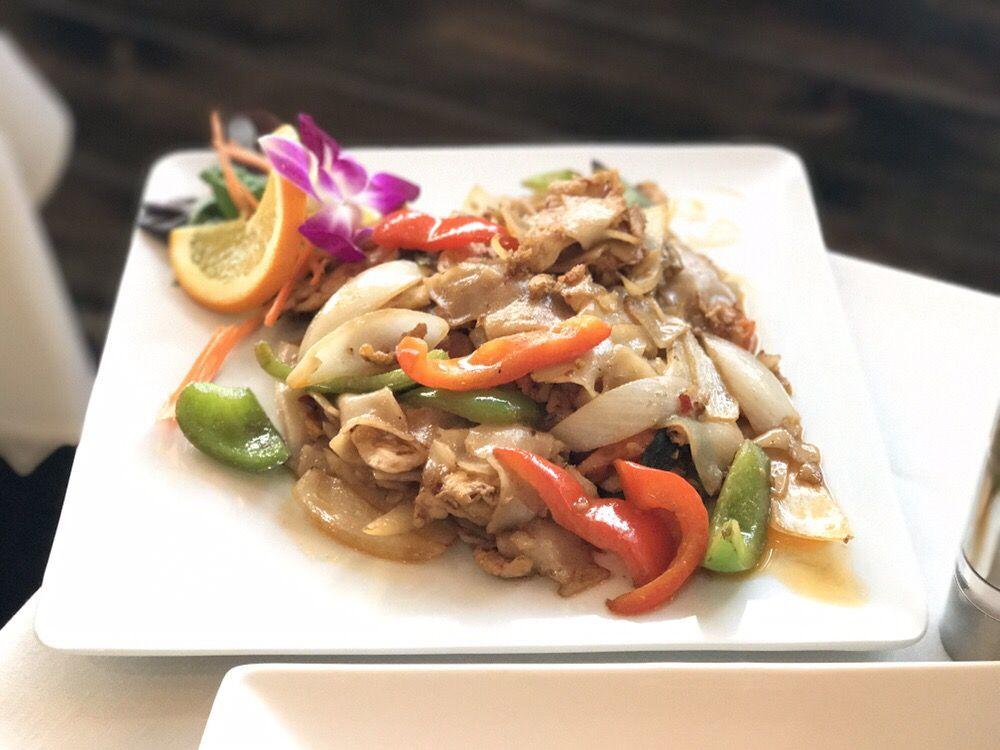 Lucky Thai Kitchen Southport Menu