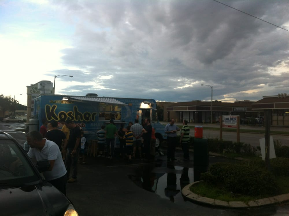 Orlando Kosher On Wheels: 5425 International Dr, Orlando, FL