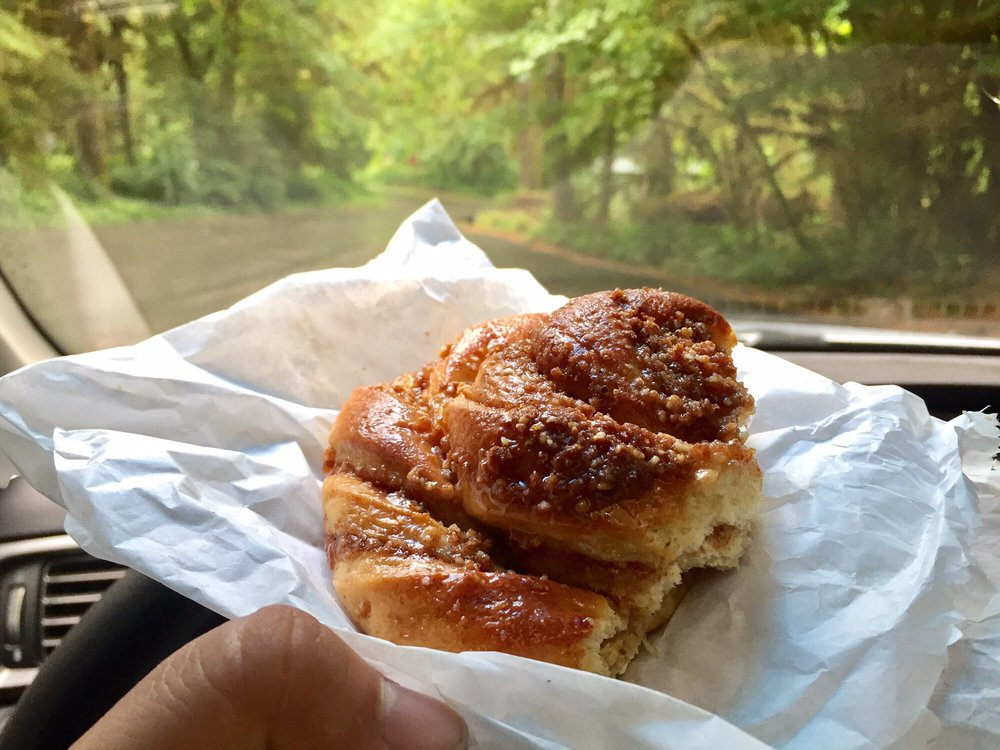Cinnamon Twisp Bakery: 116 N Glover St, Twisp, WA