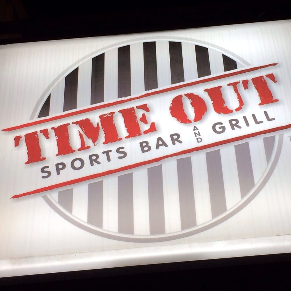 Time Out Sports Bar & Grill: 111 W Market St, Troy, IL