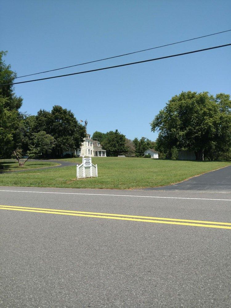Windmill Farm - Parran house: 6320 St Leonard Rd, Saint Leonard, MD