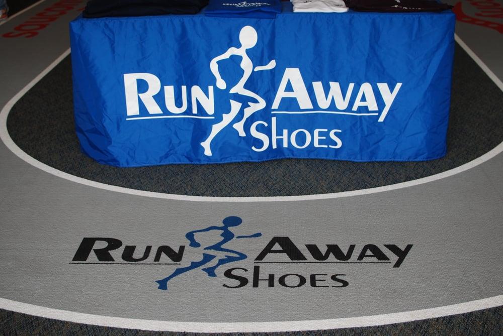 Runaway Shoes: 2901 Ramada Way, Ashwaubenon, WI