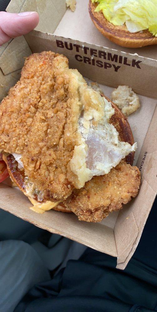 McDonald's: 102 W Washington St, Jamestown, OH