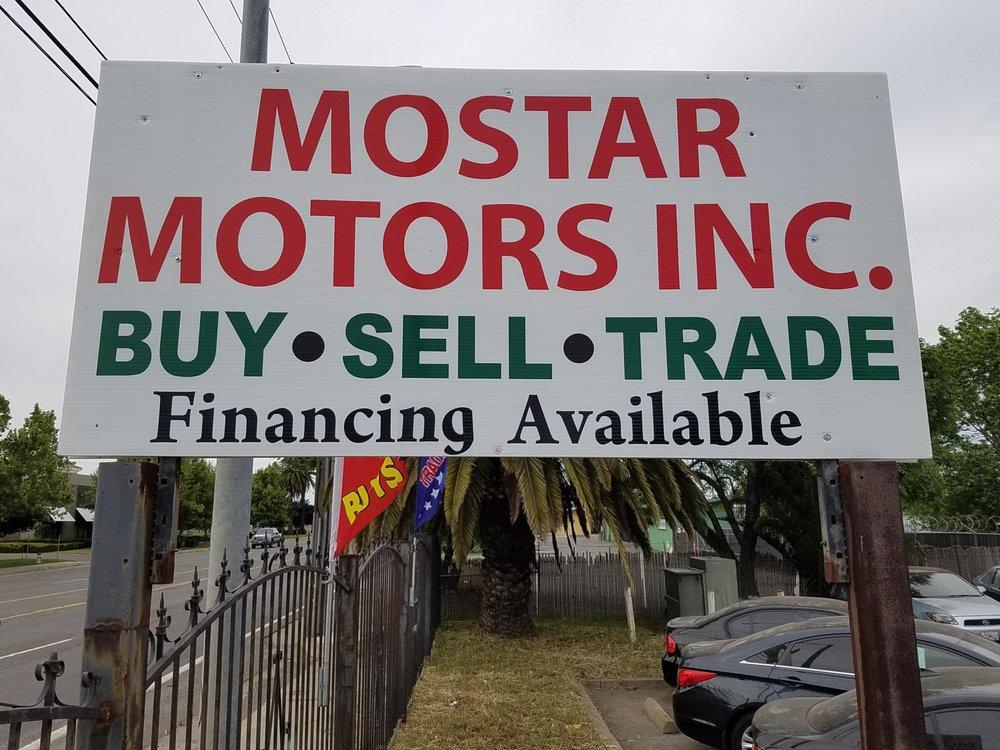 Mostar Motors: 6465 Florin Perkins Rd, Sacramento, CA