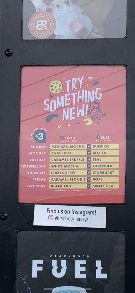 Social Spots from Black Rock Coffee Bar