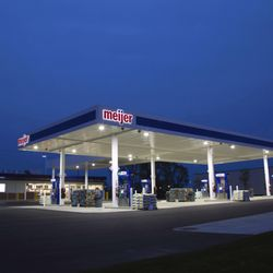 Find Me The Closest Gas Station >> Meijer Gas Station Bensa Asemat 7735 Green Bay Rd