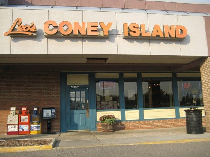Leo S Coney Island Dearborn Heights Mi