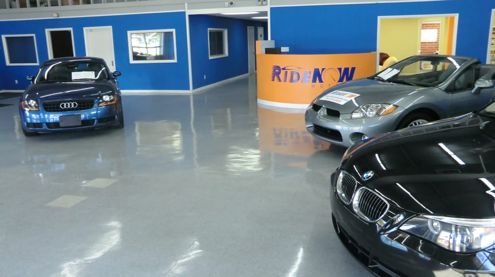 Ride Now Motors Car Dealers 6353 E Independence Blvd