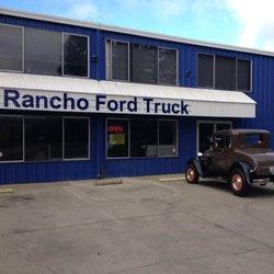 Rancho cordova truck dismantlers