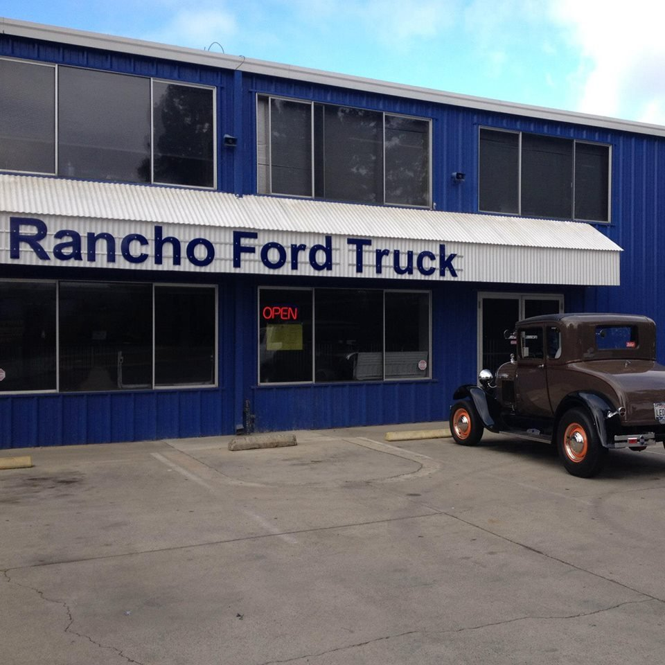 Rancho Ford Truck - Auto Parts & Supplies - 3450 Recycle Rd