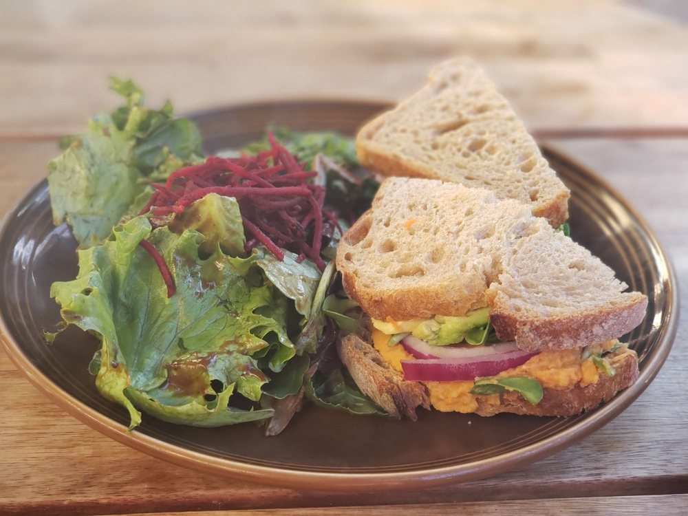 Social Spots from Cafe Gratitude Santa Cruz