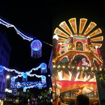photo of the frankfurt christmas market birmingham west midlands united kingdom love - Birmingham Christmas Market