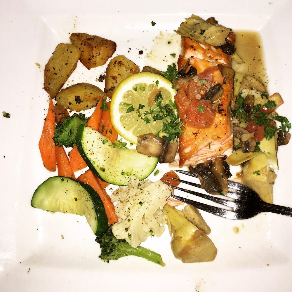 Food from Tramonto Bistro
