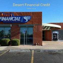 Desert Financial Credit Union Banks Credit Unions 5690 W