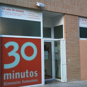 30 minutos gimnasios carrer de santo domingo savio 36 for Gimnasio 30 minutos