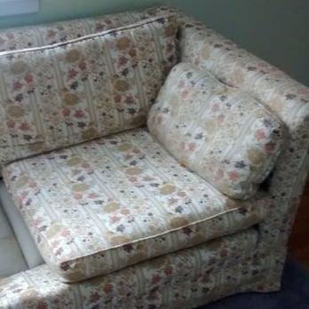 Charming Photo Of Pridgen Upholstery   Wilmington, NC, United States. Undersized,  Totally Flattened