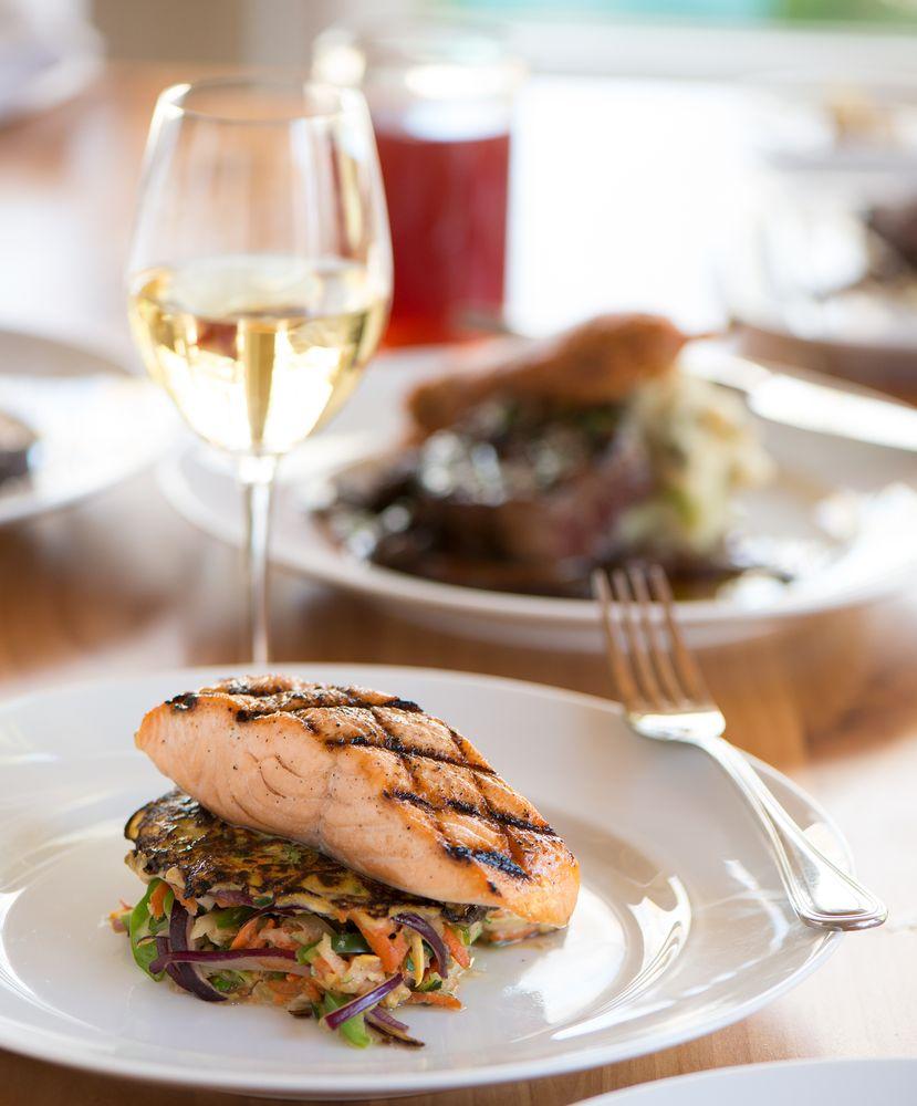 Blue Heron Restaurant: 242 Los Pinos Rd, Santa Fe, NM
