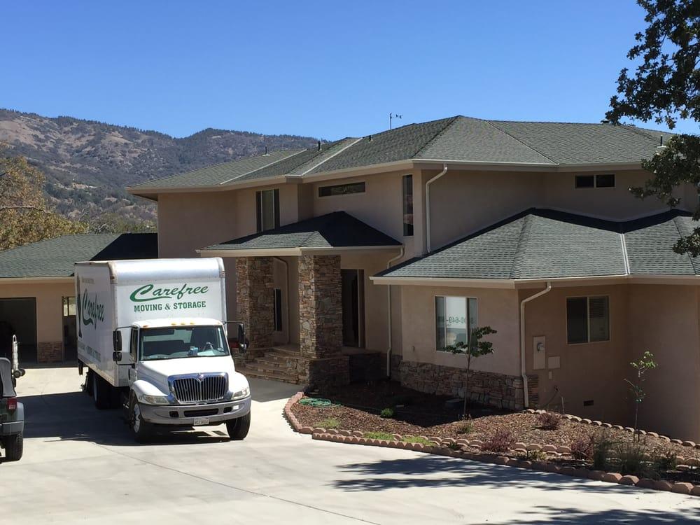 Carefree Moving & Storage: 19510 Banducci Rd, Tehachapi, CA