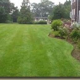 Matchless green thumb lawn maintenance