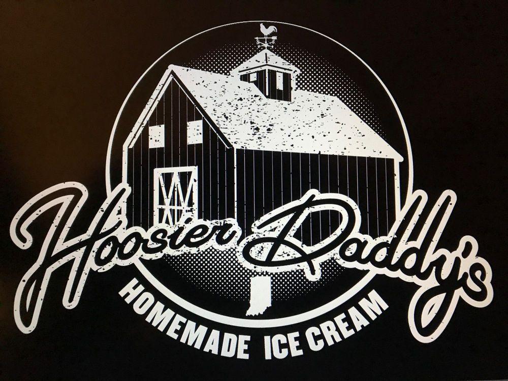 Hoosier Daddy's Homemade Ice Cream: 220 3rd Ct SE, De Motte, IN