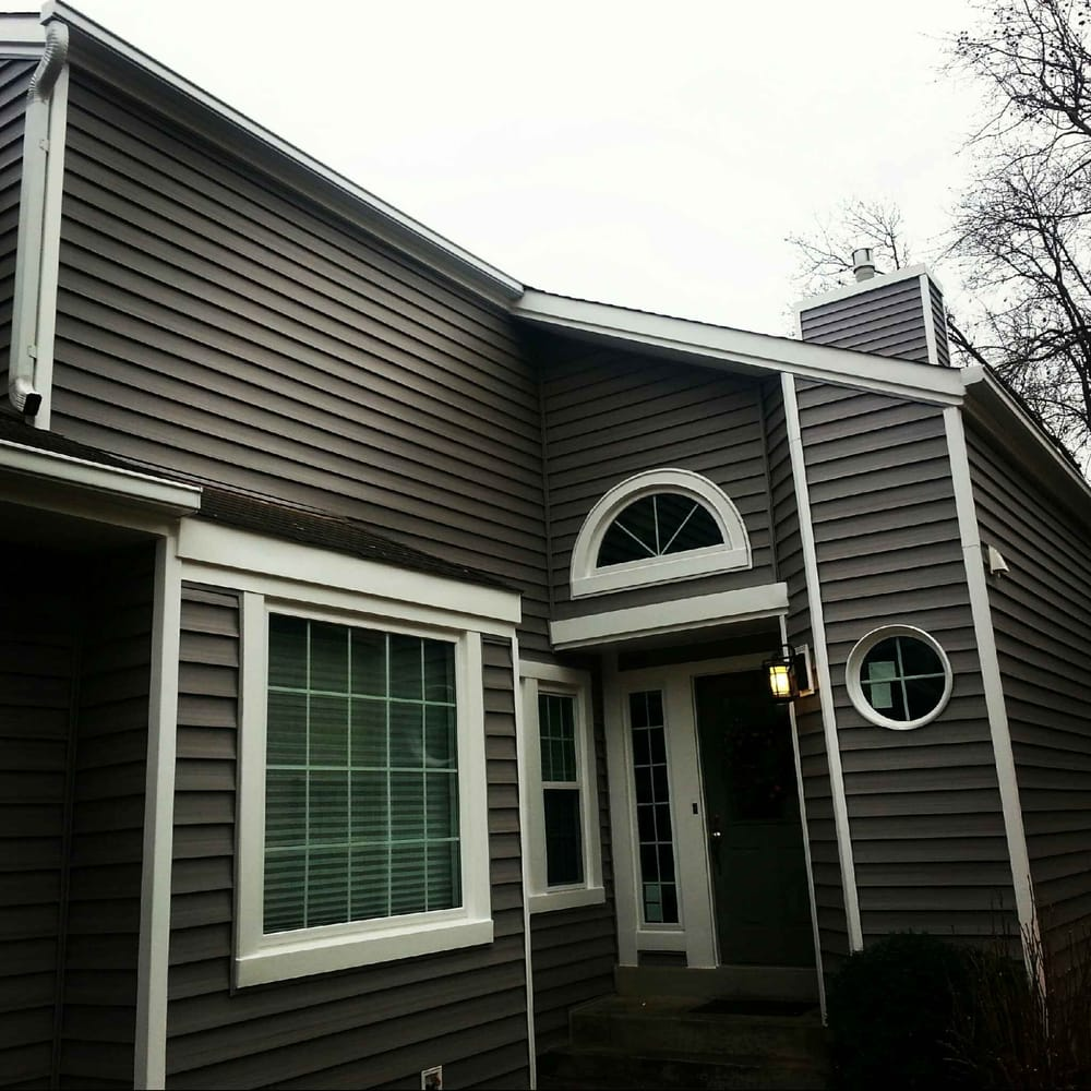 Variegated siding and newly replaced energy star rated for Energy star vinyl windows