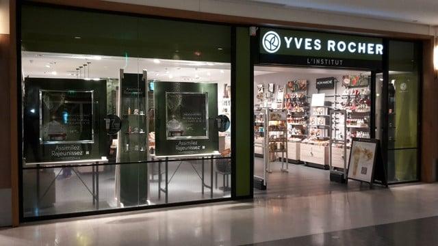 Yves rocher sk nhedsprodukter centre commercial la vache noire arcueil val de marne - Centre commercial la vache noire arcueil ...
