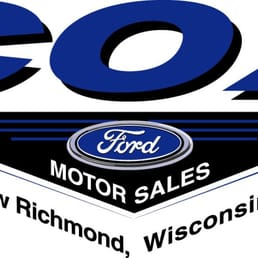 Photos for cox motor sales yelp for Cox motors new richmond wi