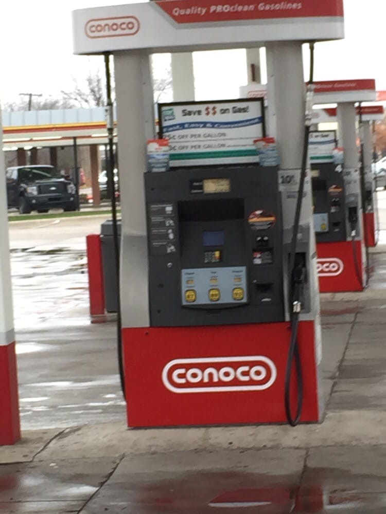 Gasoline Station Near Me >> AT THE CAR SPA/CONOCO GAS STATION AND PUMPS WON'T ...