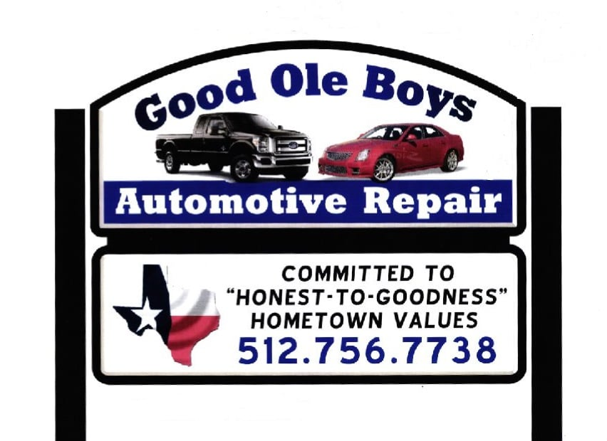 Good Ole Boys Automotive Repair: 1727 W State Hwy 29, Burnet, TX