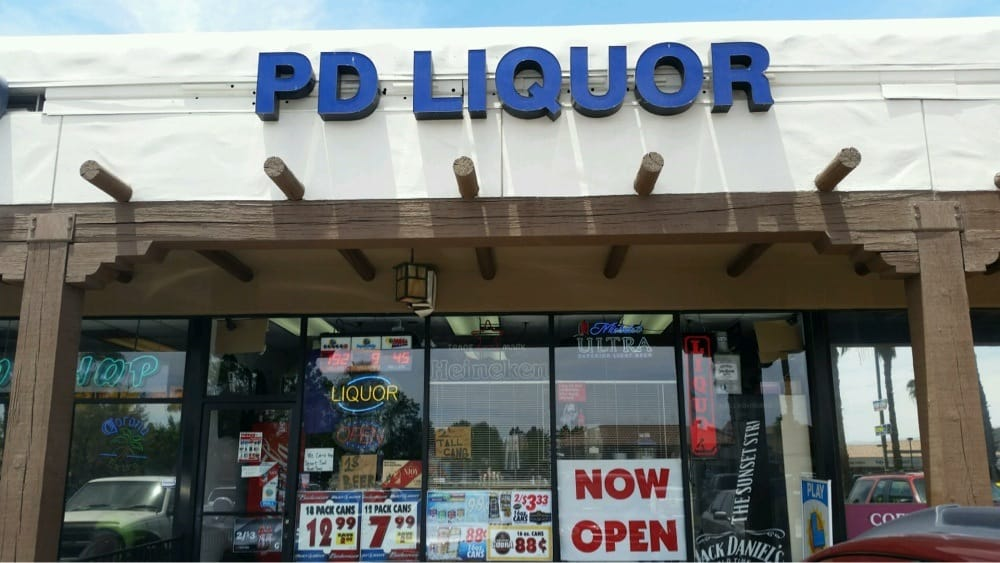 Palm Desert Liquor: 40205 Washington St, Palm Desert, CA