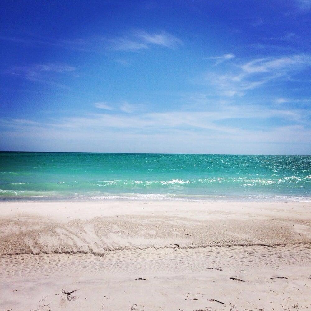 Beach Island: Anna Maria Island Beach Yoga