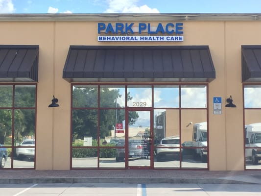 Park Place Behavioral Health Care 2029 Hickory Tree Rd Saint Cloud