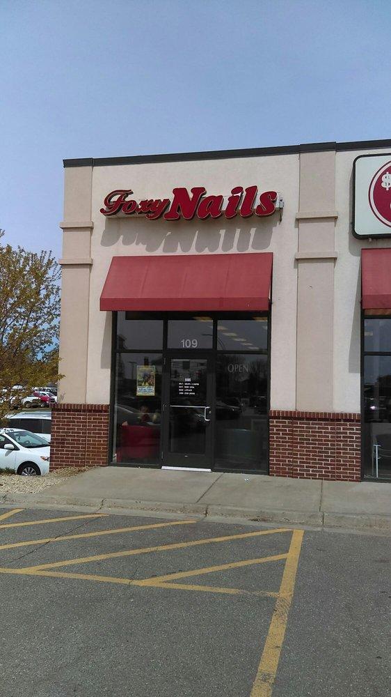 Foxy Nails - Nail Salons - 2815 W Division St, Saint Cloud, MN ...