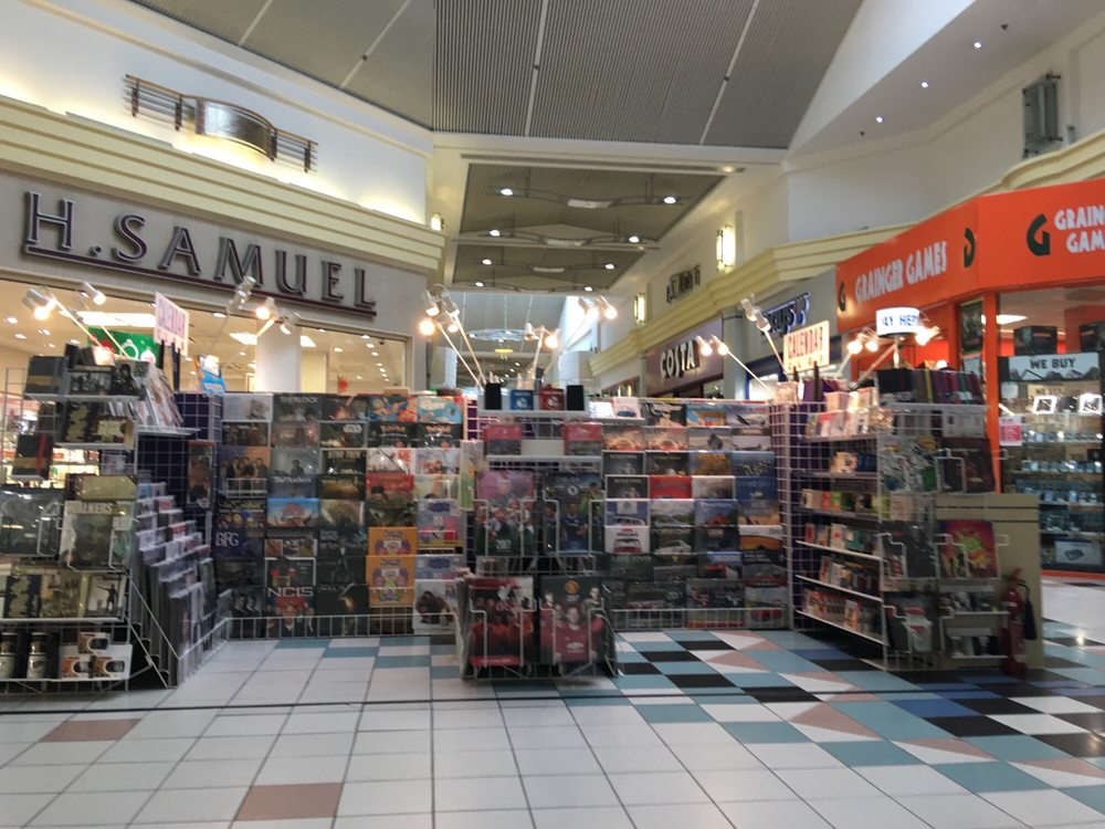 Spindles Shopping Centre