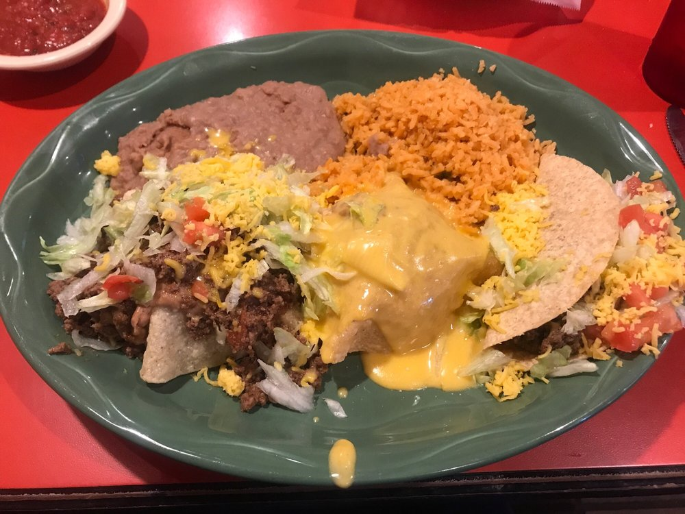 Food from Margarita's Mexican Restaurant & Cantina