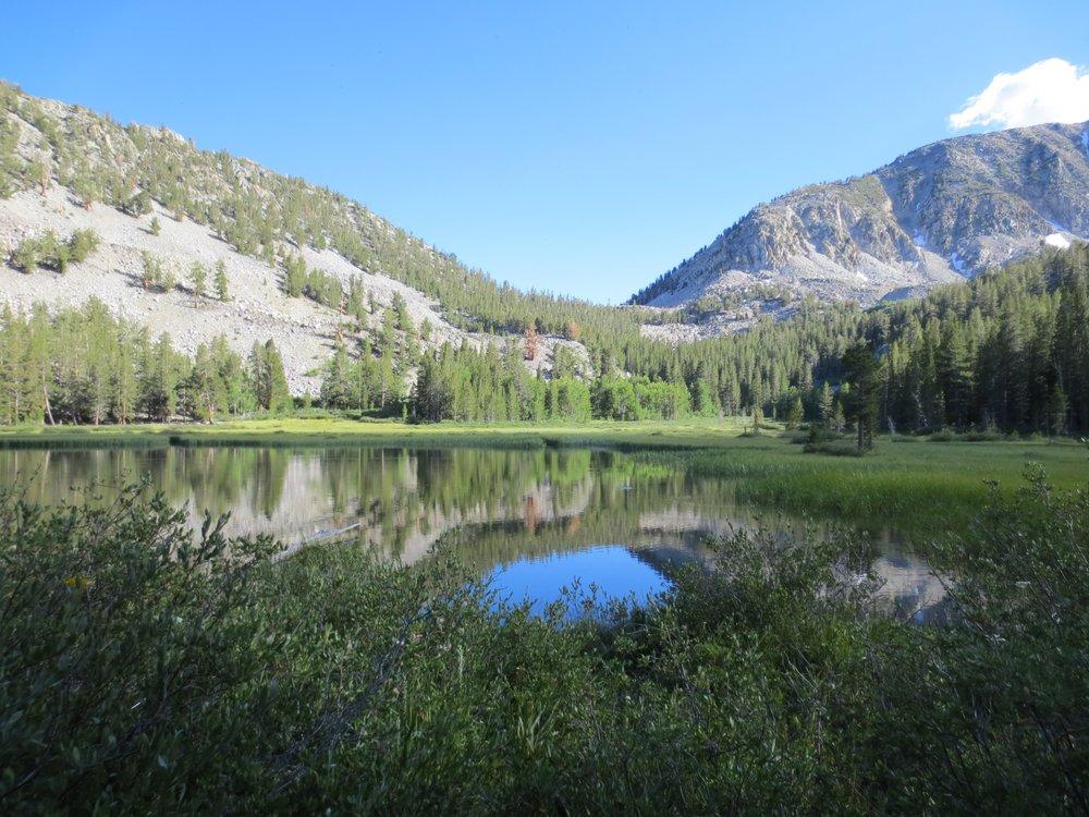 Lamarck Lakes: North Lake Rd, Bishop, CA