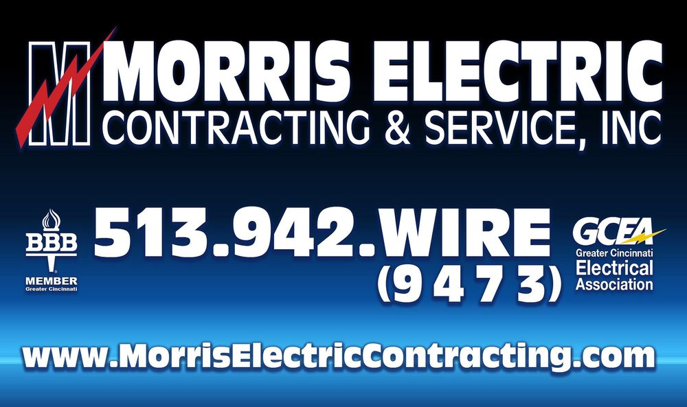 Morris Electric Contracting & Service: 6594 Sosna Dr, Fairfield, OH