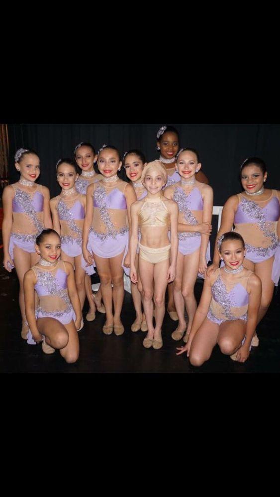 Dance Attack Dancers