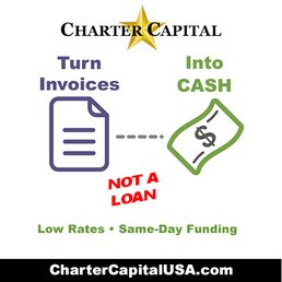 Charter Capital Factoring Get Quote Financial Advising - Invoice factoring dallas tx