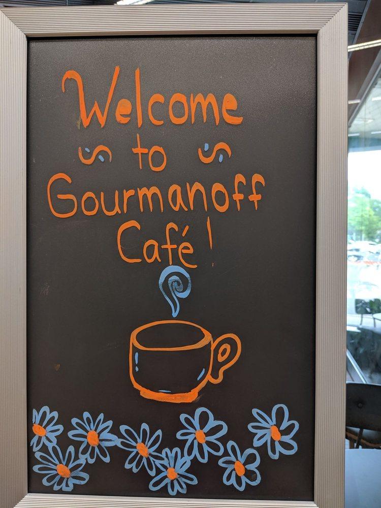 Gourmanoff  Cafe: 700 Tennent Rd, Manalapan Township, NJ