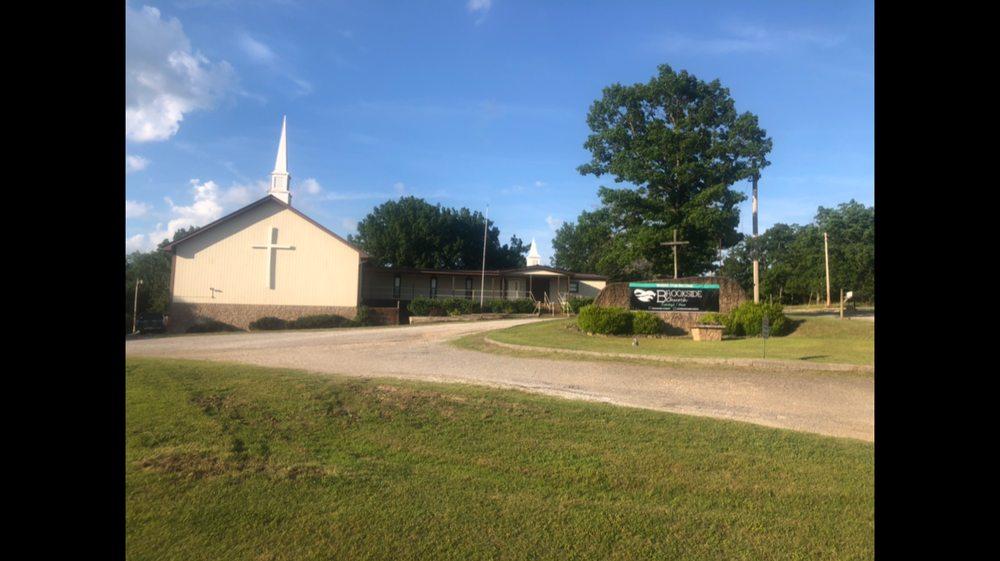 Brookside Church: 10123 St Hwy 160, Merriam Woods, MO