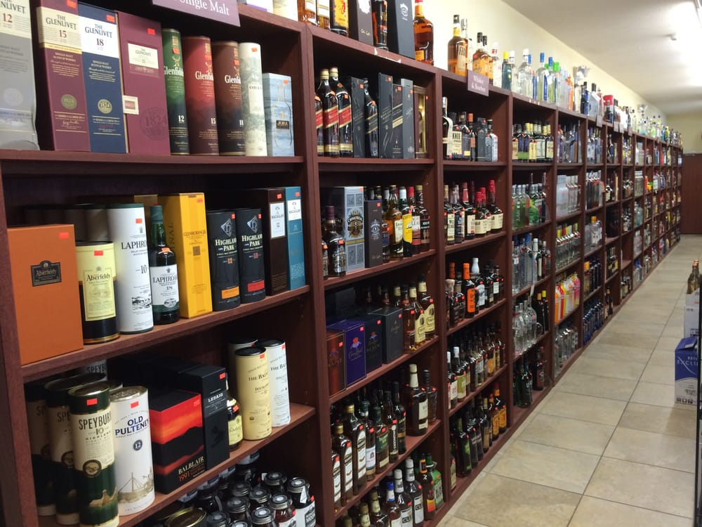 Ellenville Wine and Spirits: 35 N Main St, Ellenville, NY