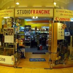 Studio francine valokuvausliikkeet boulevard du jardin for Boulevard du jardin botanique 32