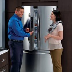 Kenmore Refrigerator Repair >> Sears Appliance Repair 14 Photos 40 Reviews Appliances