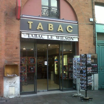 le wilson bureaux de tabac 20 place du pr sident. Black Bedroom Furniture Sets. Home Design Ideas