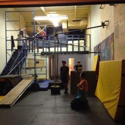 parkour gym business plan