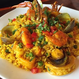 Photo Of El Patio Restaurant   Fort Myers, FL, United States. Seafood Paella