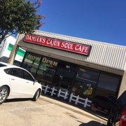 Damian S Cajun Soul Cafe Arlington