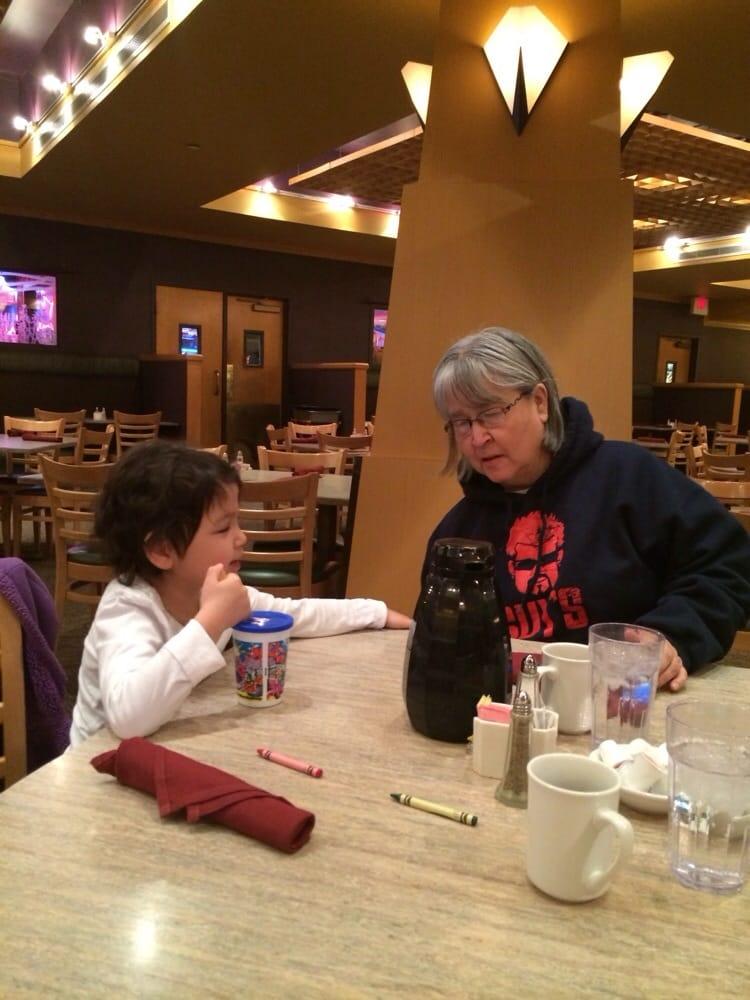 Dacotah Restaurant: Reservation Hwy 1, Morton, MN